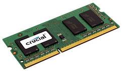 Память Micron Crucial DDR4 2400 8GB SO-DIMM, 260 pin, Retail
