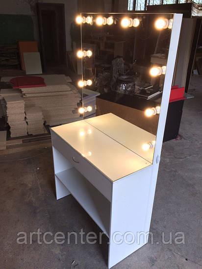 Визажный стол, стол для макияжа