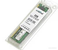 Память Micron Crucial DDR2 800 2GB, Retail