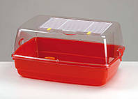 Клетка Fop 20030070 Hamster Junior пластиковая 42 см/34 см/22 см