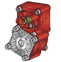 Коробка отбора мощности Bezares 86Z1 PTO POS. M. D. Z.F 6.80 - 16S221, MAN, DAF