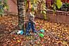 """Игрушка """"Первый Автомобиль"""" для детей от 1 года ТМ Kid O Зеленый 10340, фото 6"""