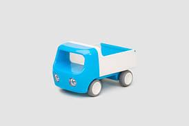 """Игрушка """"Первый Грузовик"""" для детей от 1 года ТМ Kid O Голубой 10352"""
