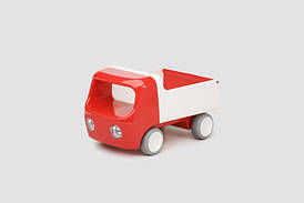 """Игрушка """"Первый Грузовик"""" для детей от 1 года ТМ Kid O Красный 10351"""