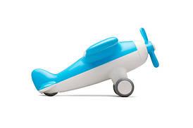 """Игрушка """"Первый самолет"""" для детей от 1 года ТМ Kid O Голубой 10366"""
