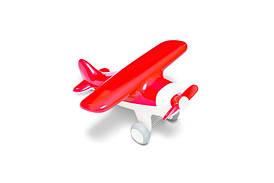 """Игрушка """"Первый самолет"""" для детей от 1 года ТМ Kid O Красный 10365"""