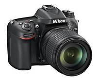 Цифр. фотокамера зеркальная Nikon D7100 Kit 18-105VR