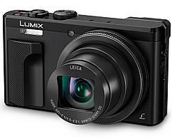 Цифр. фотокамера 4K Panasonic LUMIX DMC-TZ80 Black