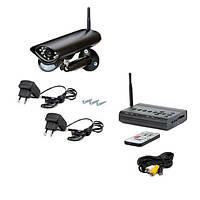 Комплект беспроводного видеонаблюдения Danrou KCR-6324DR