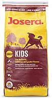 Josera (ЙОЗЕРА) KIDS - корм для щенков средних и крупных пород, 4кг