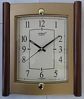 Часы настенные RIKON 28/24см RK-11551tm ИНДИЯ шаговый