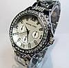 Женские кварцевые часы МК5129 серебристые МК5129