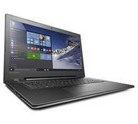 "Ноутбук 17"" Lenovo IdeaPad 300-17 Black (80QH003KUA) 17.3"" глянцевый"