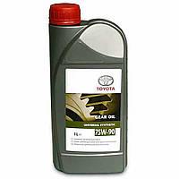 Трансмиссионное масло Toyota Gear Oil 75W-90,1л