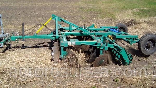 Агрегат почвообрабатывающий АГП-2,7, Белоцерковмаз