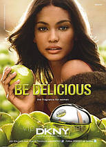 Donna Karan Be Delicious парфюмированная вода 100 ml. (Тестер Донна Каран Би Делишес), фото 3