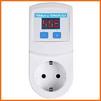 Терморегулятор розеточный Termoplaza TR
