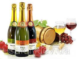 Земляничное вино Fragolino Киев