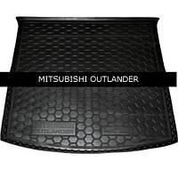 Коврик в багажник Avto Gumm для Mitsubishi Outlander 2012-