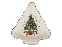 Блюдо Рождественская ёлка
