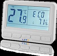Беспроводной WiFi термостат LETO smart LTC10