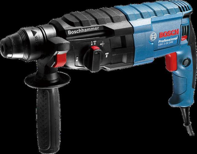 Перфоратор Bosch GBH 2-24 DRE (790 Вт)