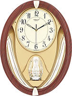 Часы настенные RIKON RK-135511tm ИНДИЯ плавный ход