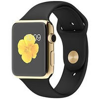 Умные часы Smart Watch IWO2 Gold   1:1 копия apple watch