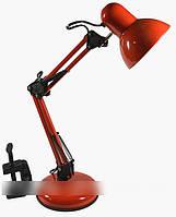 """Лампа настольная """"трансформер"""" с двумя видами установки: на подставке или на зажиме  HZT 811 /6-9"""