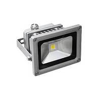 Прожектор СДО01-10Д(детектор)светодиодный серый чип IP44 ИЭК