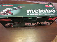 Metabo W 12-125 Quick (600398500) Угловая шлифовальная машинка (болгарка)