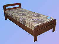 Кровать из дерева  № 10 Масив.