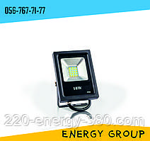 Прожектор EVRO LIGHT ES-10-01 95-265V 6400K 550Lm SMD
