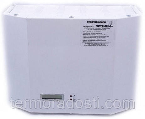 OPTIMUM+ 7500 ВА Укртехнология стабилизатор напряжения для дома