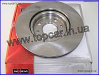 Тормозные диски передние на Fiat Doblo I 257mm  Maxgear(Польша) 19-0998
