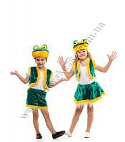 Карнавальный костюм лягушки детский