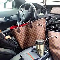 Louis Vuitton сумка  Коричневый (Monogram).