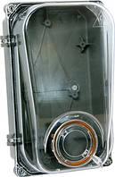 Шкаф пластиковый прозрачный под однофазный счетчик, навесной
