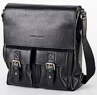 Кожаная мужская сумка для документов  FC 413