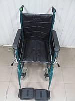 Компактная инвалидная коляска видеальном состоянии ширина сидения 38 см Meyra б/у Германия