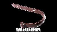 Держатель желоба металл боковой BRYZA 125