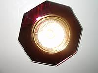 Точечный светильник YUSING MR-16 Q06 сирень G5.3