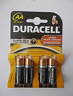 Батарейка DURACELL LR6 AA, палец
