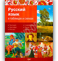 Русский язык в таблицах и схемах Авт: Оконевская О. Изд-во: Торсінг