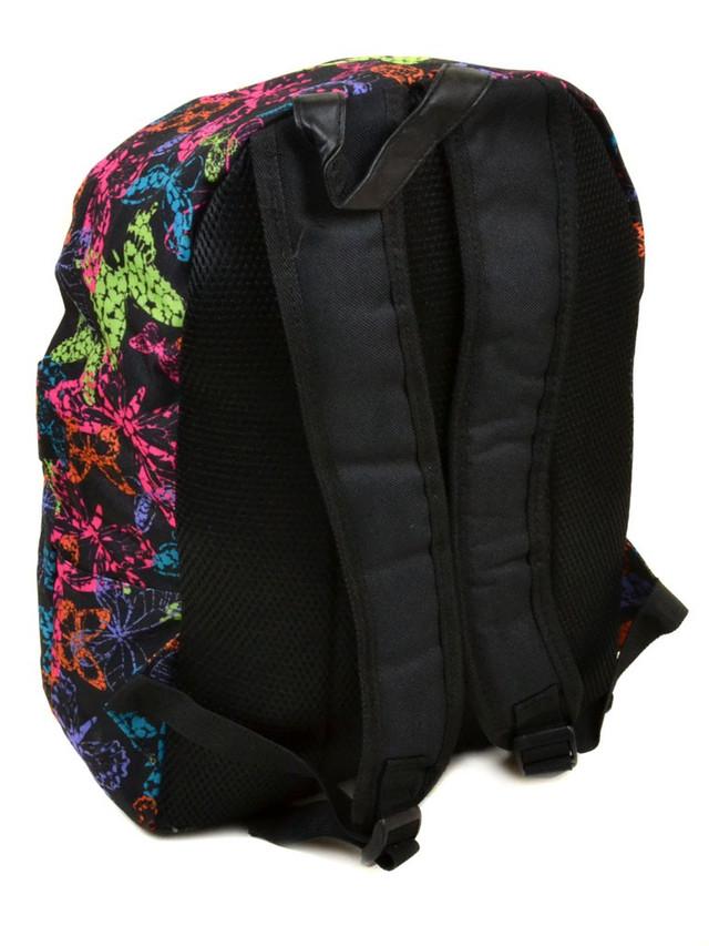 Городской рюкзак с бабочками