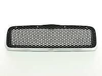 Решетка радиатора тюнинг Skoda Octavia 1 хром рамка