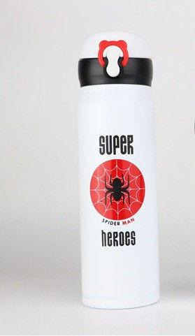 """Стильный термос """"Spider Man"""" 500 мл"""