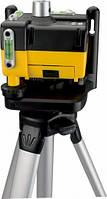 Лазерный прибор вращающийся,  штатив,  TOPEX 29C908