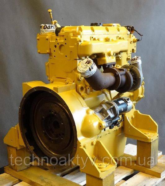 Двигатель    Caterpillar 3054E, 3054T, 3114, 3208, C12, C4.4, C7