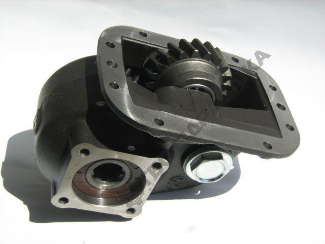 Коробка відбору потужності GR-GRH 880